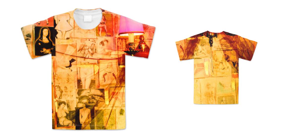 T-shirt: #ZouZou