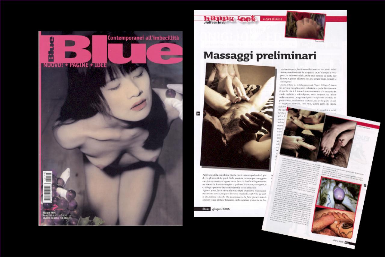 BLUE  june 06