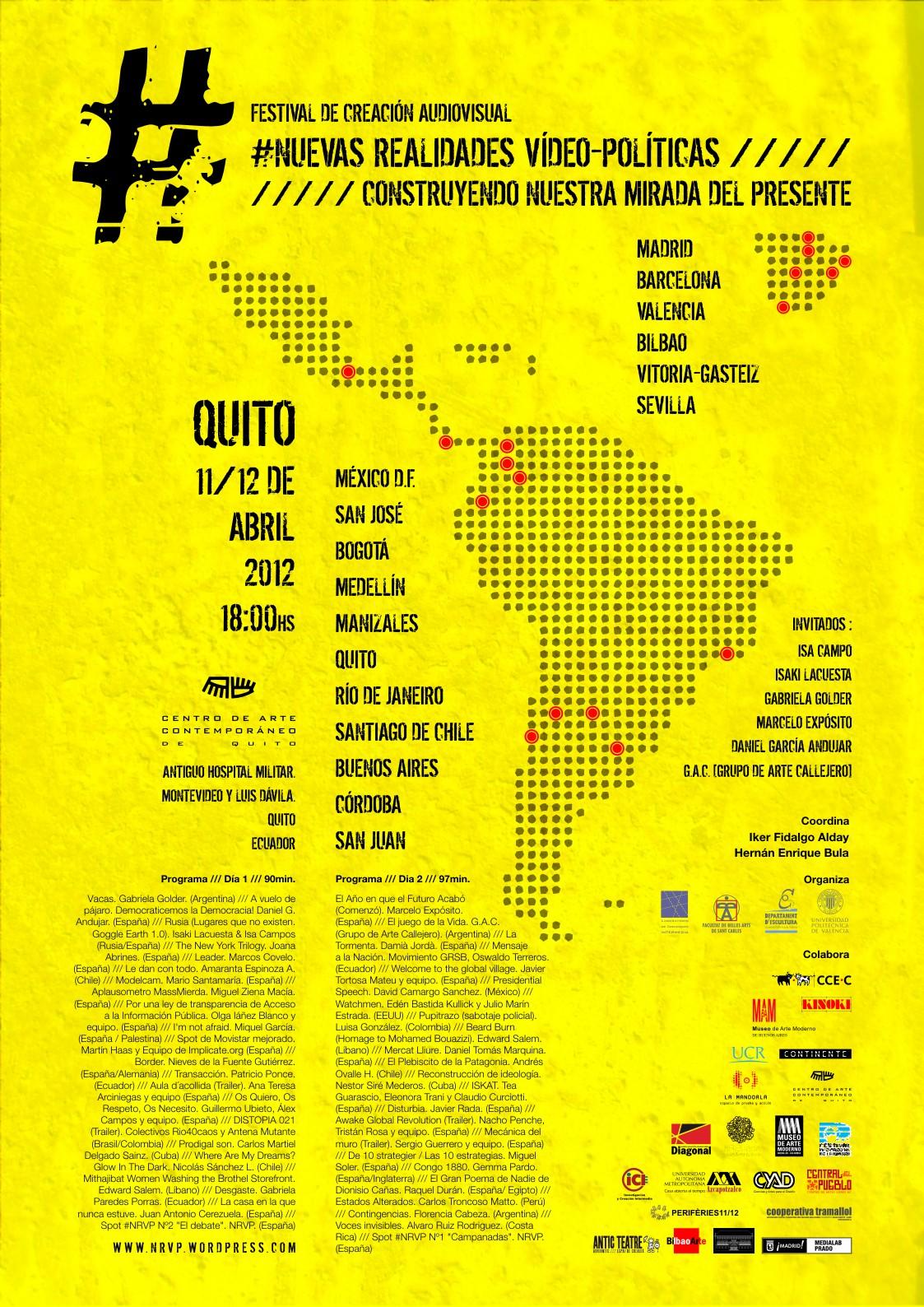 #NRVP - Quito [v2.0] [Low]
