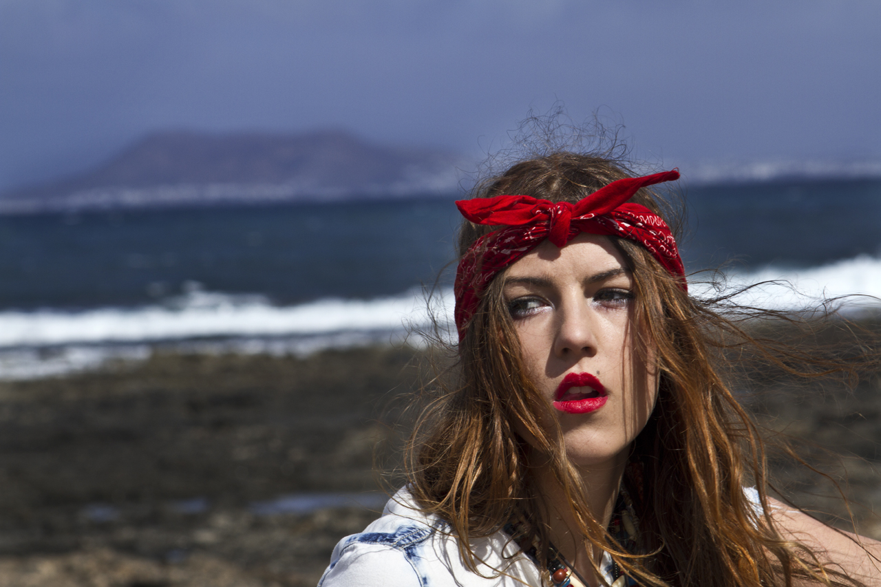 Elvira - Fuerteventura by Tea Guarascio