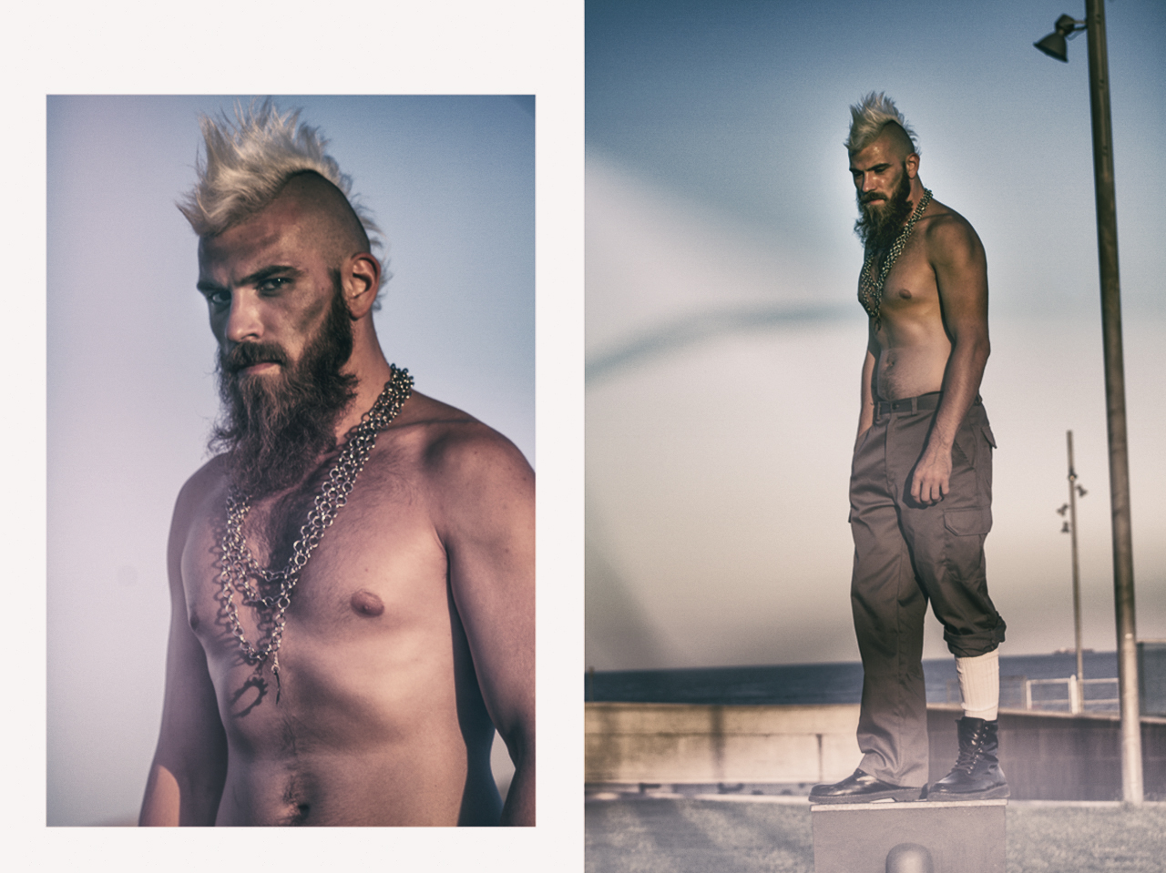 Insideout clothing - Daniel Dan
