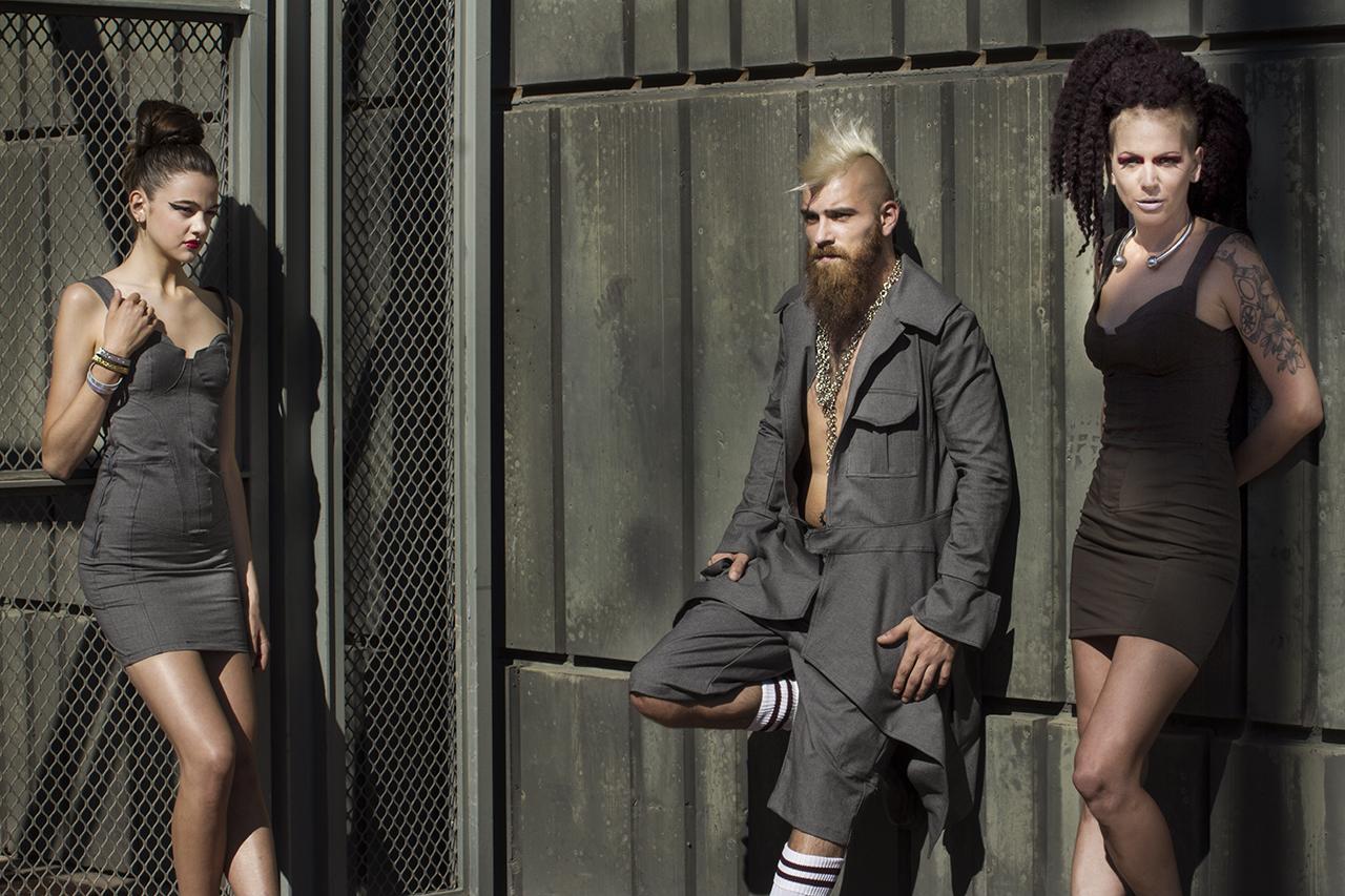 Insideout clothing - Daniel Dan/ Maria Puig