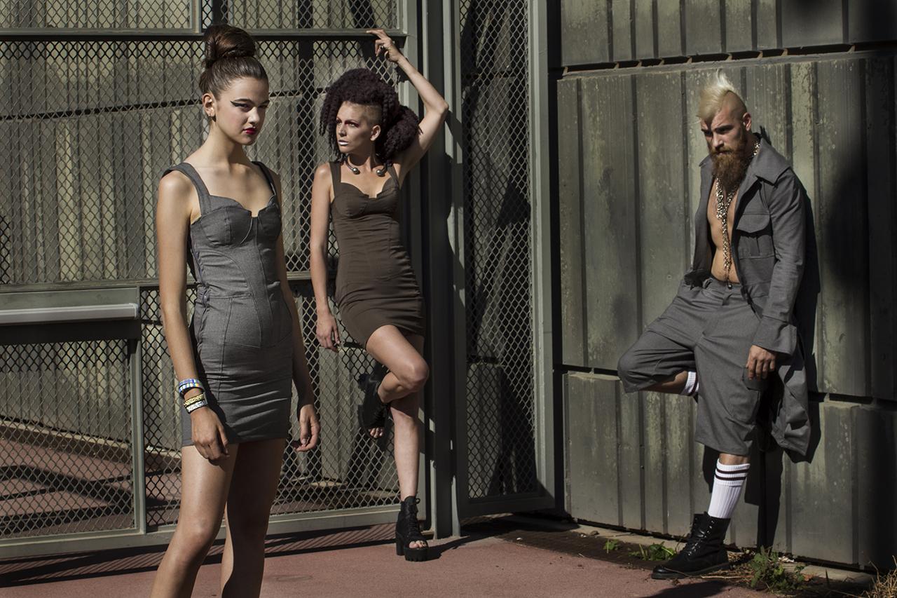 Insideout clothing - Daniel Dan/ Maria Puig / Gabysoundsista