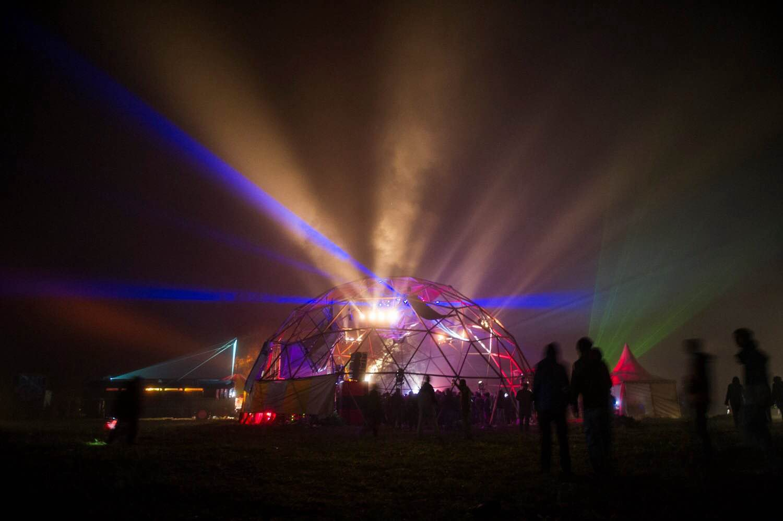 freekuency festival 2015 vj mapping