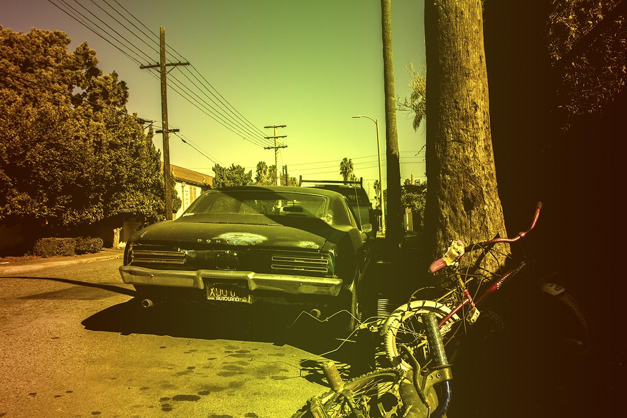 Cruising through California
